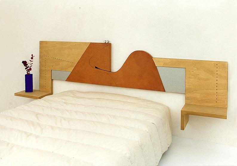 Testiera-legno